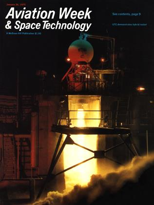 Cover for the January 26 1970 issue