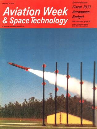Cover for the February 9 1970 issue