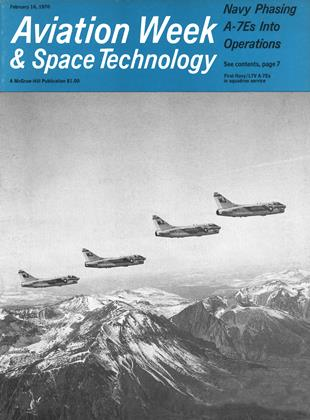 Cover for the February 16 1970 issue
