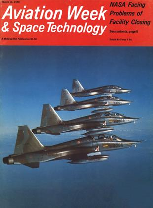 Cover for the March 16 1970 issue