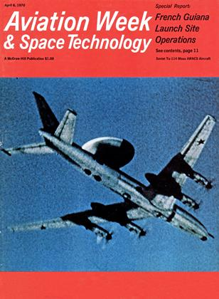 Cover for the April 6 1970 issue