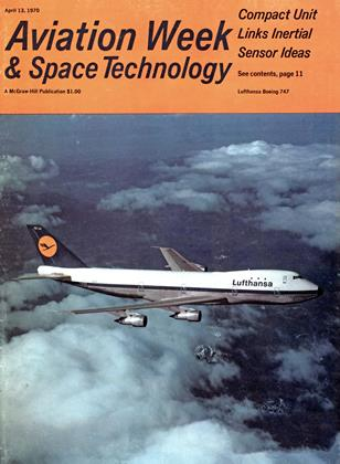 Cover for the April 13 1970 issue