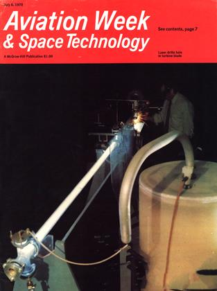 Cover for the July 6 1970 issue