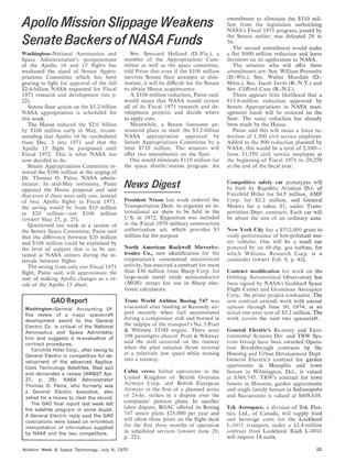 News Digest, Page: 23 - July 28, 1970 | Aviation Week