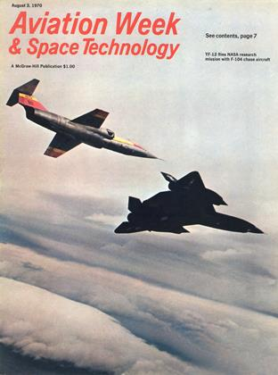 Cover for the August 3 1970 issue
