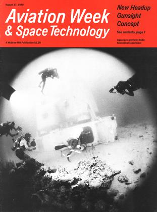 Cover for the August 17 1970 issue