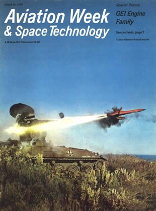 Cover for the August 24 1970 issue