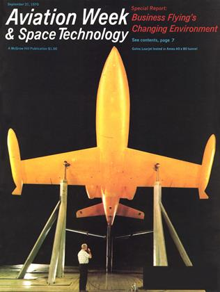 Cover for the September 21 1970 issue