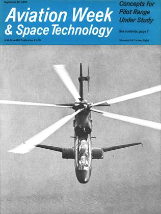 Cover for the September 28 1970 issue