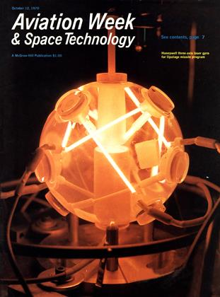 Cover for the October 12 1970 issue