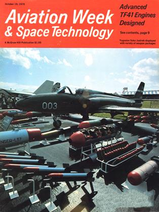 Cover for the October 19 1970 issue