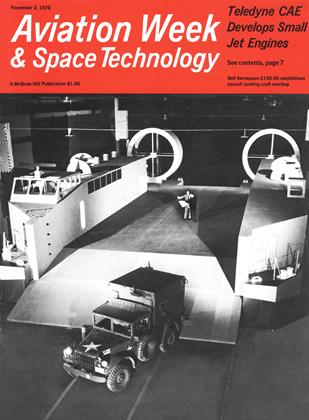 Cover for the November 2 1970 issue