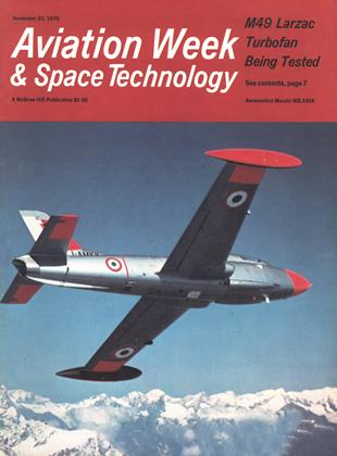 Cover for the November 23 1970 issue
