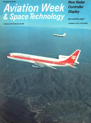 Cover for the November 30 1970 issue