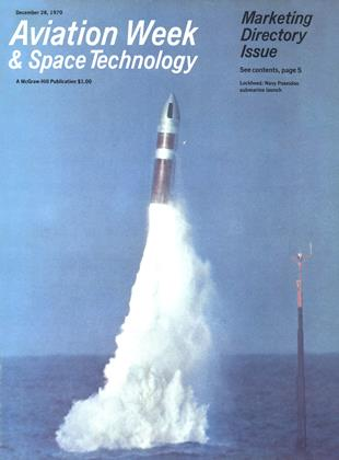 Cover for the December 28 1970 issue