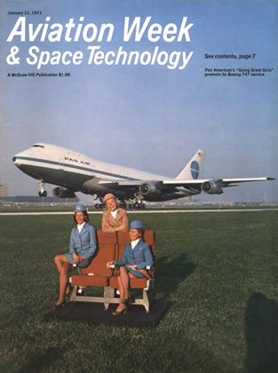Cover for the January 11 1971 issue