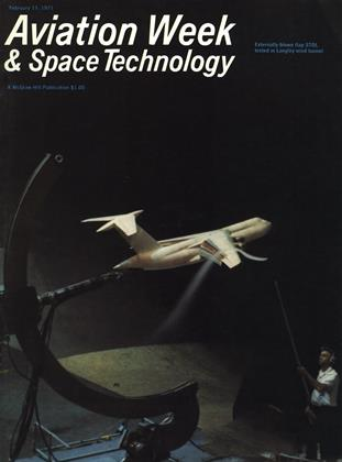 Cover for the February 15 1971 issue