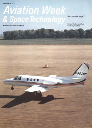 Cover for the February 22 1971 issue