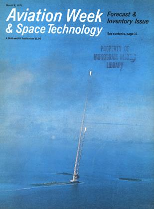 Cover for the March 8 1971 issue
