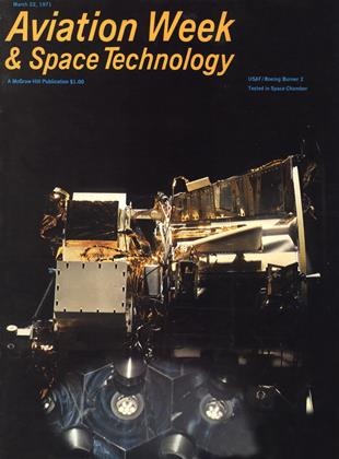 Cover for the March 22 1971 issue