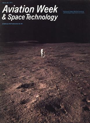 Cover for the March 29 1971 issue