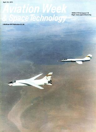 Cover for the April 19 1971 issue
