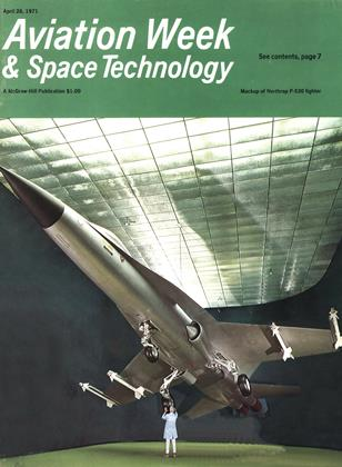Cover for the April 26 1971 issue