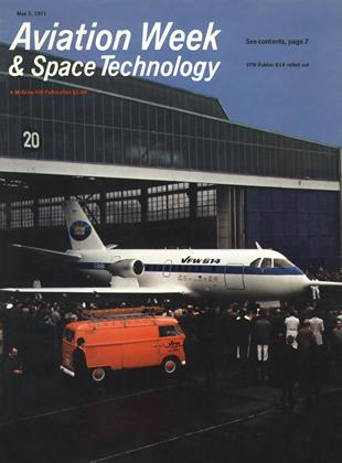 Cover for the May 3 1971 issue