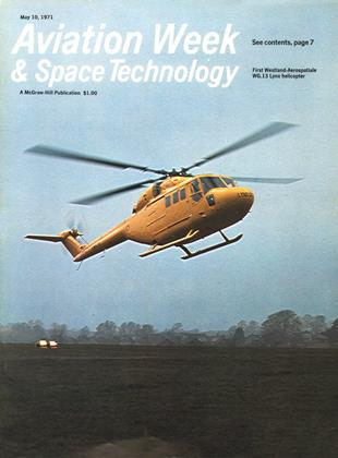 Cover for the May 10 1971 issue