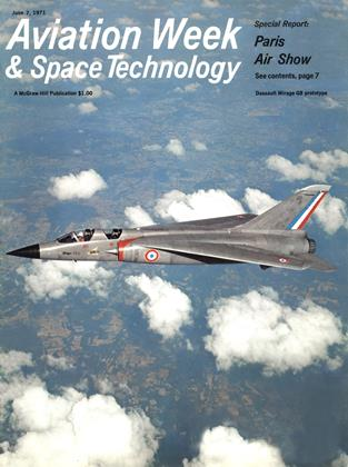 Cover for the June 7 1971 issue