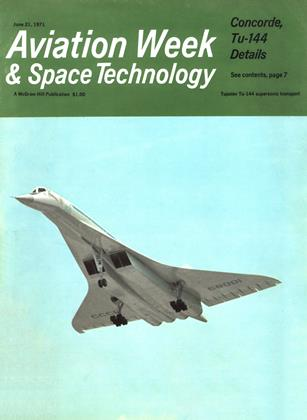Cover for the June 21 1971 issue