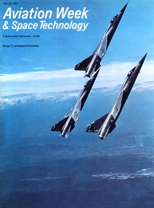 Cover for the July 12 1971 issue
