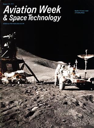 Cover for the August 16 1971 issue