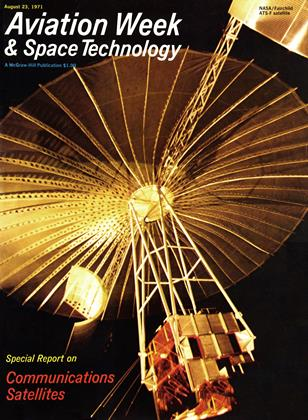 Cover for the August 23 1971 issue