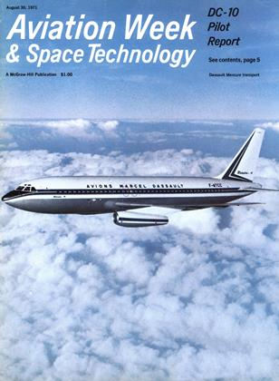 Cover for the August 30 1971 issue