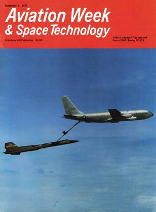 Cover for the September 6 1971 issue