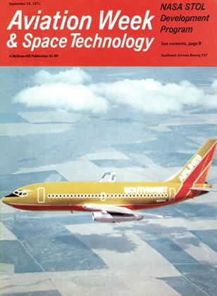 Cover for the September 13 1971 issue