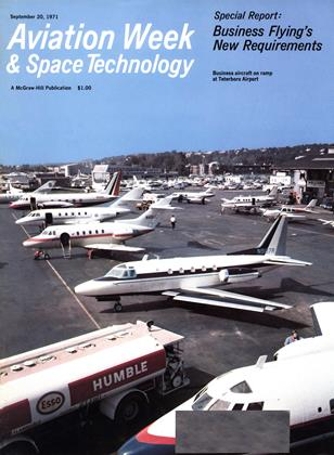 Cover for the September 20 1971 issue