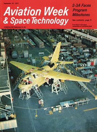 Cover for the September 27 1971 issue