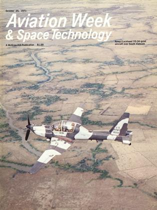 Cover for the October 25 1971 issue