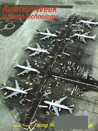 Cover for the November 15 1971 issue