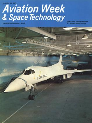 Cover for the November 22 1971 issue