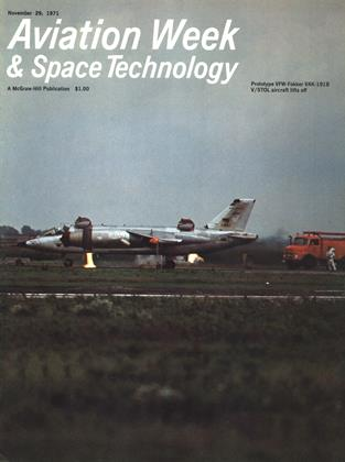 Cover for the November 29 1971 issue