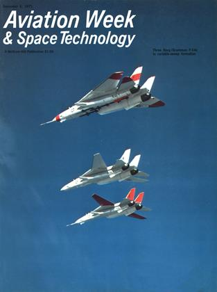 Cover for the December 6 1971 issue