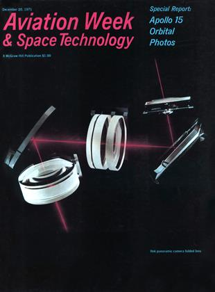 Cover for the December 20 1971 issue