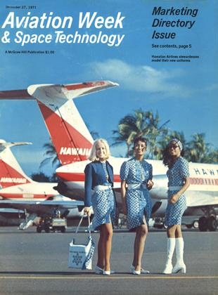 Cover for the December 27 1971 issue