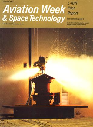 Cover for the January 3 1972 issue