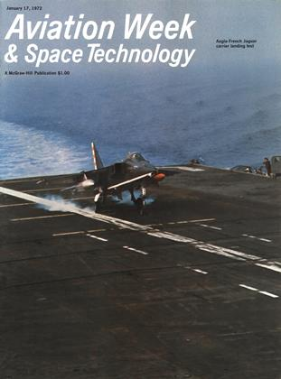 Cover for the January 17 1972 issue