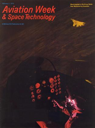 Cover for the February 7 1972 issue