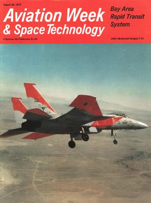 Cover for the August 28 1972 issue